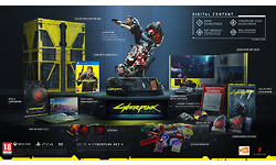 Cyberpunk 2077, Collector's Edition (PlayStation 4)