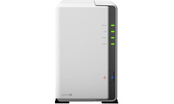 Synology DiskStation DS218J 4TB (Seagate IronWolf)