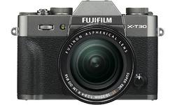 Fujifilm X-T30 18-55 kit Anthracite
