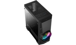 Aerocool Aero Engine RGB Window Black