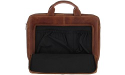 """Plevier Urban Esplanade Laptop Sleeve 15.6"""" Cognac"""
