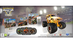 Monster Jam Steel Titans Collector's Edition (PlayStation 4)