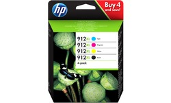 HP 912XL Black + Color