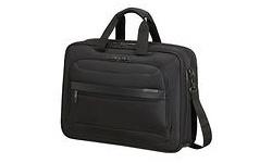 """Samsonite Vectura Evo Briefcase 17.3"""" Black"""