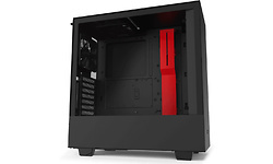 NZXT H510i Window Black/Red