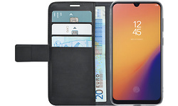 Azuri Wallet Magnet Samsung Galaxy A70 Book Case Black