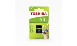 Toshiba Exceria N203 SDXC UHS-I U3 64GB