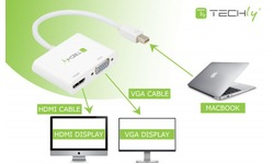Techly IADAP MDP-VGAH12