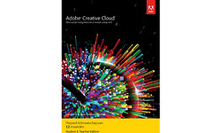 Adobe Adobe Creative Cloud Student & Docent 1-user 1-year