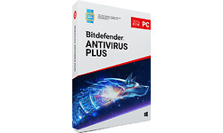 Bitdefender Antivirus Plus 2019 1-device 1-year