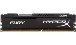 Kingston HyperX Fury Black 4GB DDR4-3200 CL18