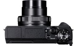 Canon PowerShot G5 X Mark II Black