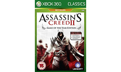 Assassin's Creed II Game Of The Year Edition Classics (Xbox 360)