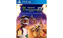 Monster Energy Supercross 2: The Official Videogame (PlayStation 4)