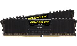Corsair Vengeance LPX Black 16GB DDR4-3600 CL18 kit