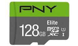 PNY Elite MicroSDXC UHS-I 128GB