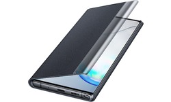 Samsung Galaxy Note 10 Plus Clear View Cover Book Case Black