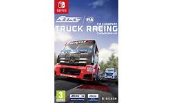 FIA European Truck Racing (Nintendo Switch)