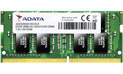 Adata Premier 16GB DDR4-2666 CL19 Sodimm
