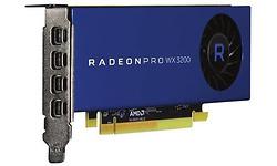 AMD Radeon Pro WX 3200 4GB