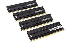 Crucial Ballistix Elite 32GB DDR4-4000 CL18 quad kit