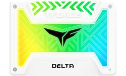 Team T-Force Delta RGB 500GB White