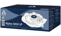 Arctic Alpine AM4 LP Cooling