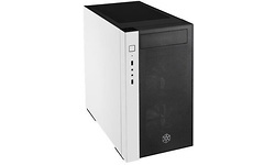 SilverStone RL08 RGB Window Black/White
