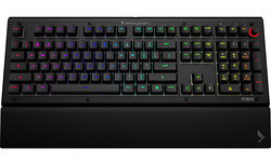 Das Keyboard X50Q RGB Black (US)