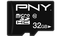 PNY Performance Plus MicroSDHC Class 10 32GB
