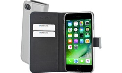 Mobiparts Premium Wallet TPU Case Apple iPhone 7/8 Silver