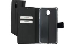 Mobiparts Premium Wallet TPU Case Samsung Galaxy J7 2017 Black