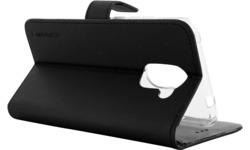 Mobiparts Premium Wallet TPU Case Huawei Y7 Black