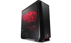Raijintek Zofos Evo Window Black/Red