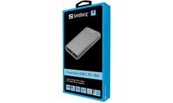 Sandberg Powerbank USB-C PD 20000 Black