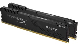 Kingston HyperX Fury Black 8GB DDR4-2666 CL16 kit