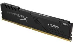 Kingston HyperX Fury Black 2019 8GB DDR4-2666 CL16