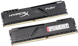 Kingston HyperX Fury Black 16GB DDR4-3466 CL16 kit