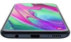 Samsung Galaxy A40 64GB Enterprise Edition Black