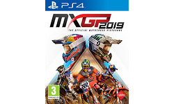 Milestone MXGP 2019: The Official Motocross (PlayStation 4)