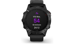 Garmin Fēnix 6 Pro 47mm Black
