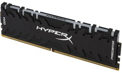 Kingston HyperX Predator RGB Black 8GB DDR4-3600 CL17