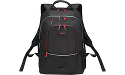 "Dicota Plus Spin Backpack 15.6"" Black"