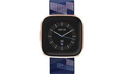 Fitbit Versa 2 Special Edition Copper/Blue