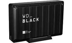 Western Digital WD Black D10 Game Drive 8TB Black/White