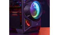 Aerocool AeroEngine RGB Window Black