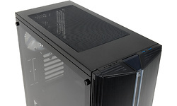 Bitfenix Saber RGB Window Black
