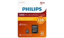Philips MicroSDXC UHS-I 128GB + Adapter