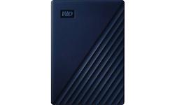 Western Digital My Passport 4TB Blue (For Mac)