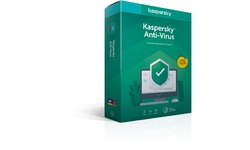 Kaspersky Anti-Virus 2020 3-device 1-year (BE)